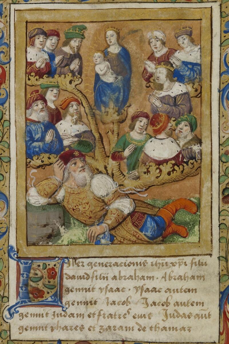Cherbourg, Bibl. mun., ms. 0006, f. 014 - vue 2