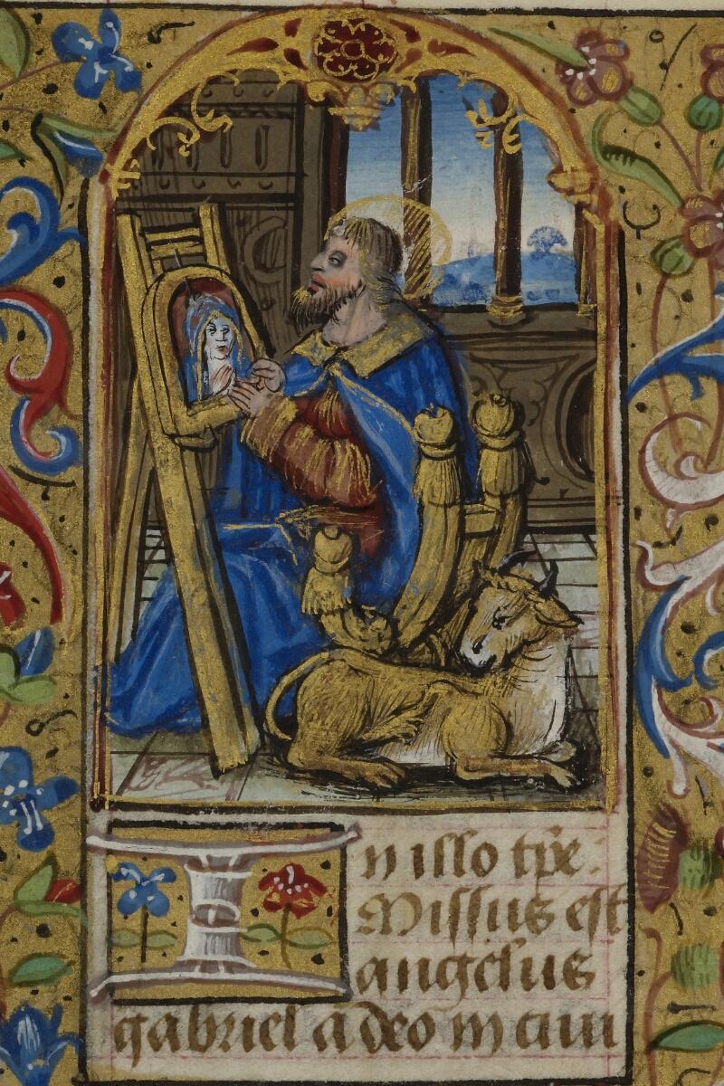 Cherbourg, Bibl. mun., ms. 0007, f. 015v - vue 2