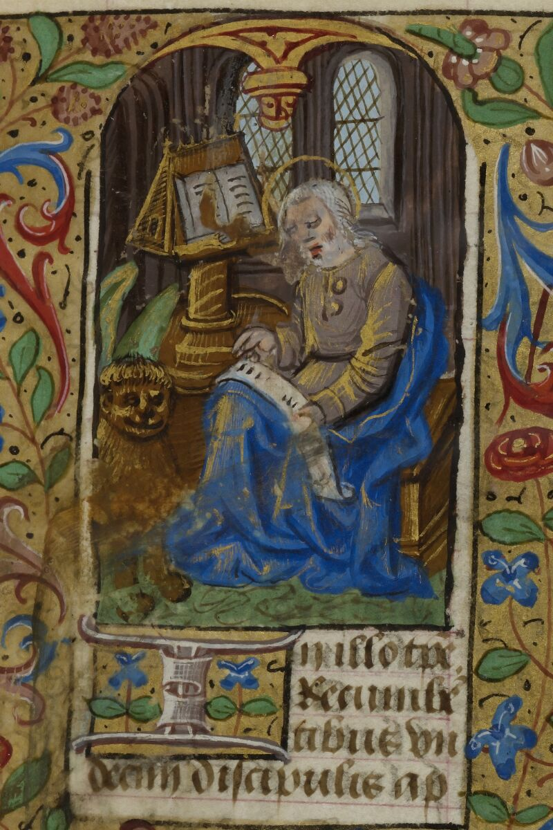 Cherbourg, Bibl. mun., ms. 0007, f. 021 - vue 2