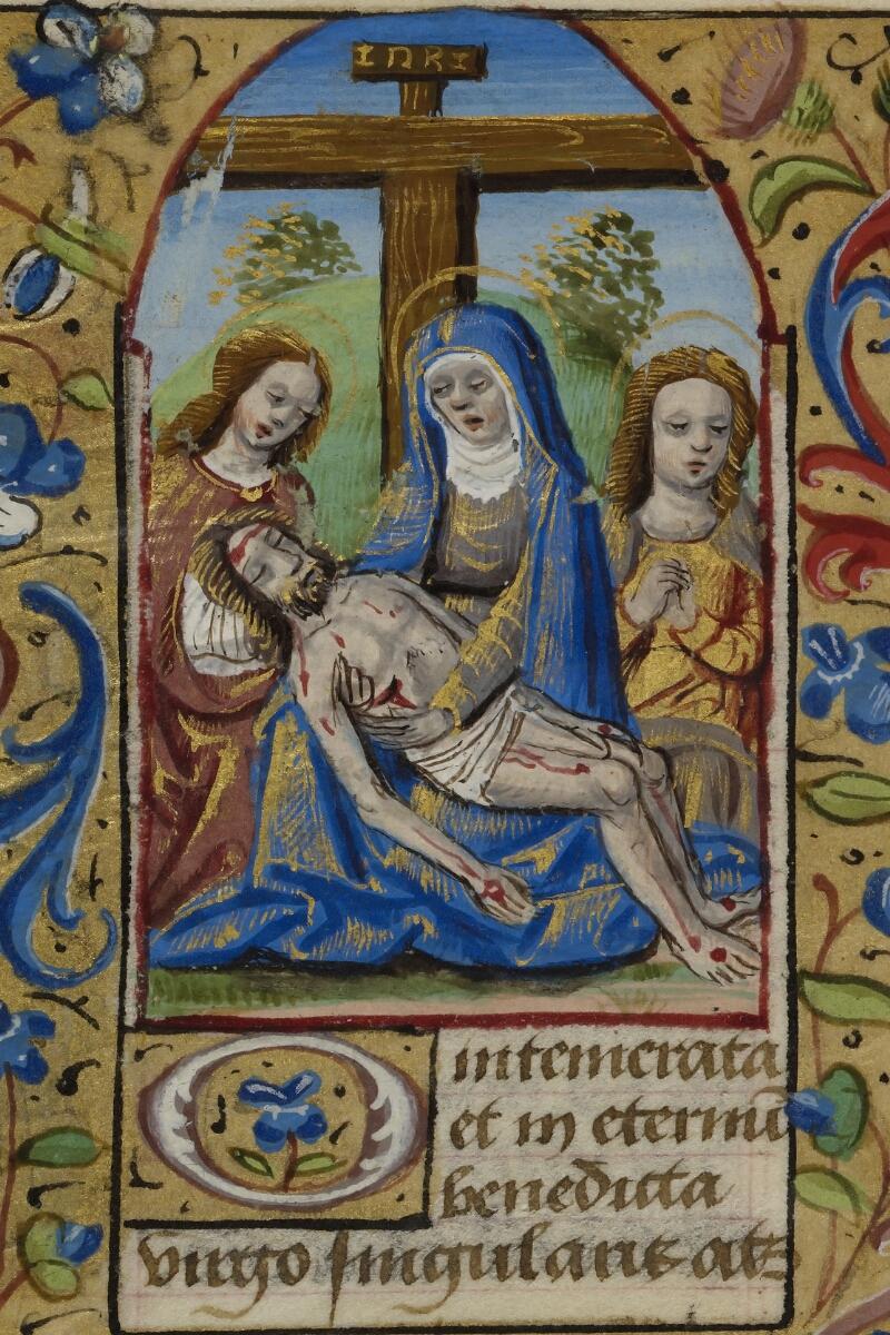 Cherbourg, Bibl. mun., ms. 0007, f. 029v - vue 2