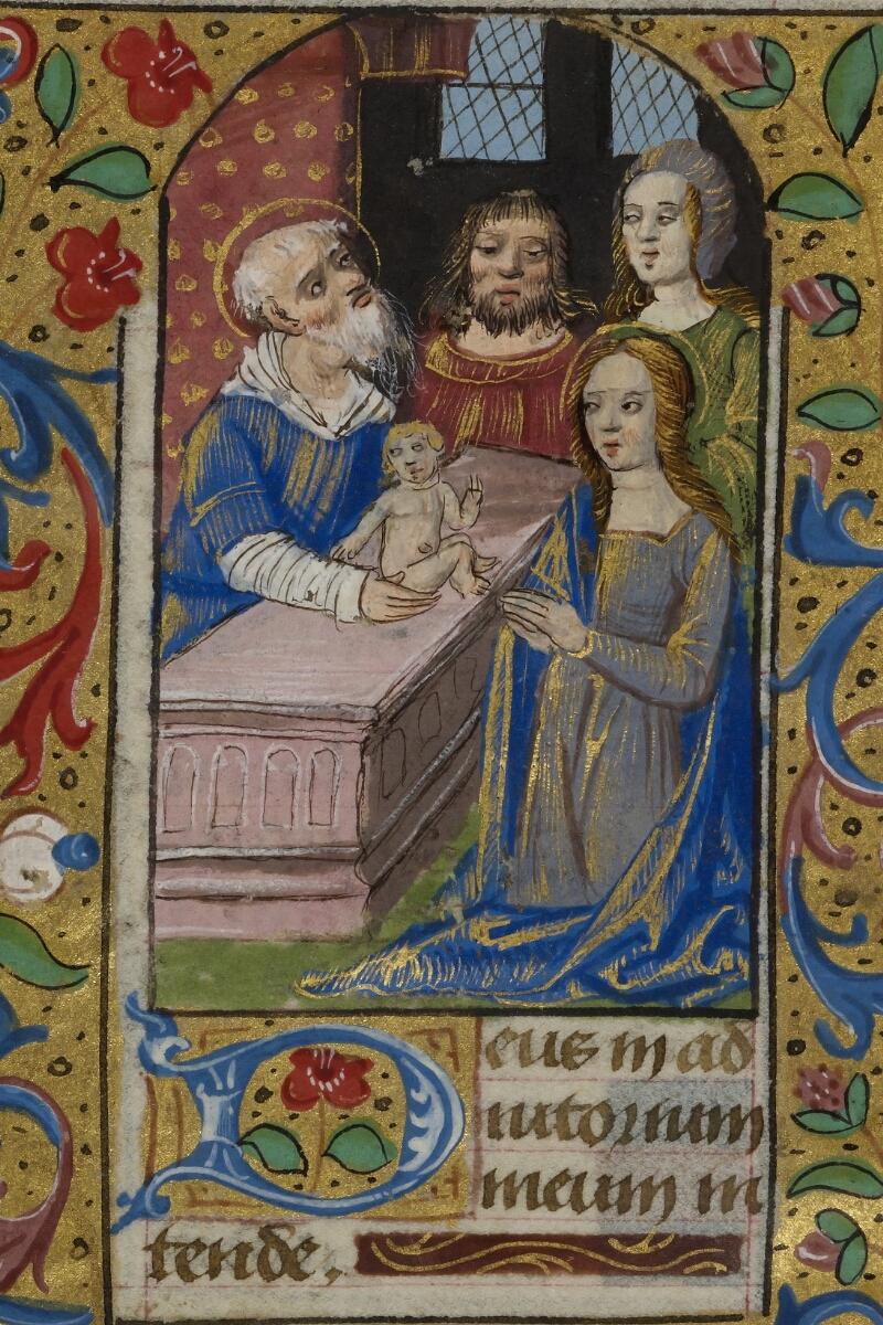 Cherbourg, Bibl. mun., ms. 0007, f. 099v - vue 2