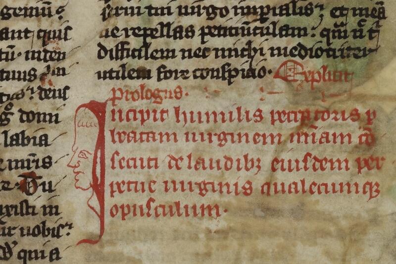 Cherbourg, Bibl. mun., ms. 0014, f. 003 - vue 2