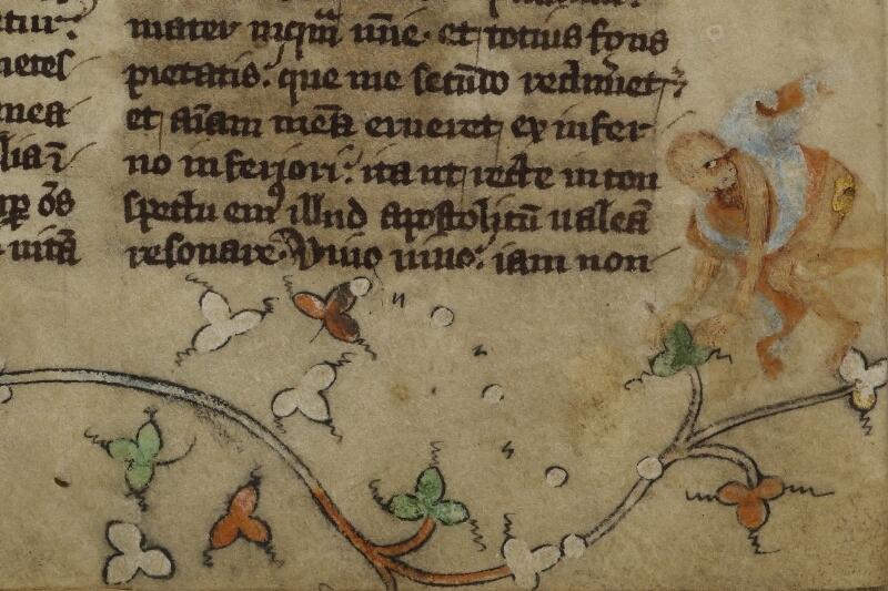 Cherbourg, Bibl. mun., ms. 0014, f. 003v - vue 3