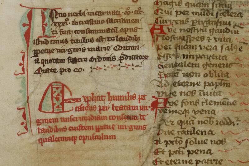 Cherbourg, Bibl. mun., ms. 0014, f. 052 - vue 2