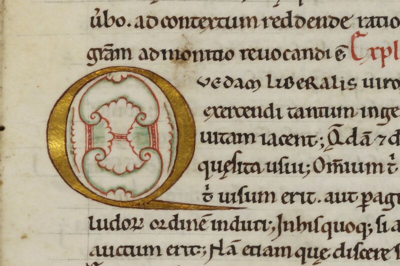 Cherbourg, Bibl. mun., ms. 0021, f. 054 - vue 2