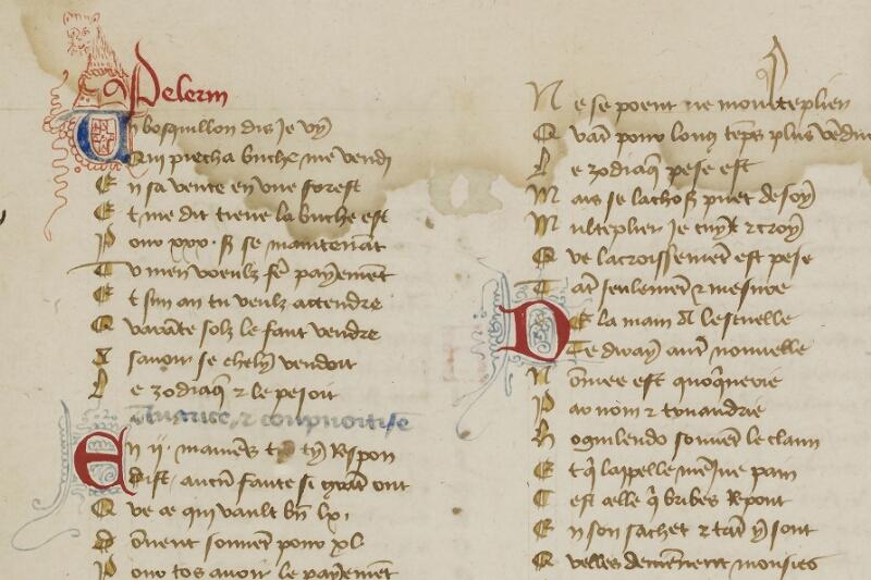 Cherbourg, Bibl. mun., ms. 0042, f. 090v - vue 2