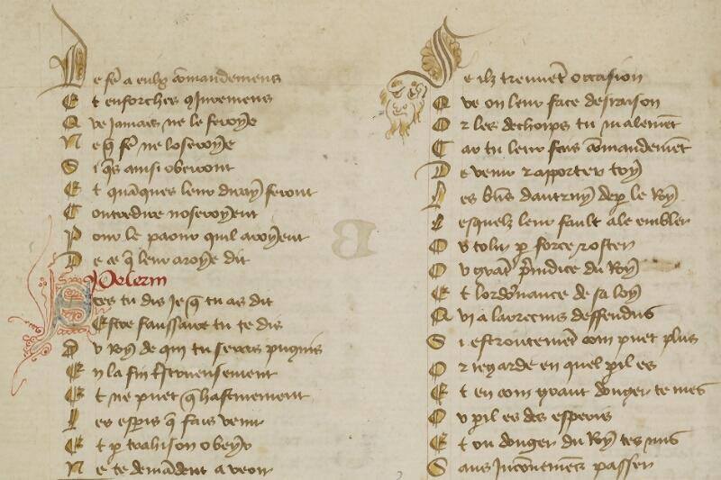 Cherbourg, Bibl. mun., ms. 0042, f. 095v - vue 2