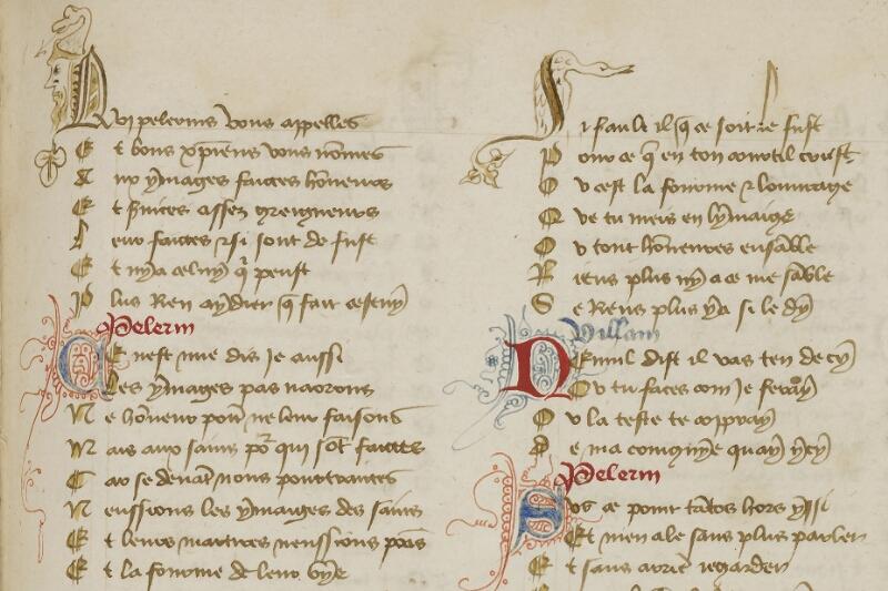 Cherbourg, Bibl. mun., ms. 0042, f. 112 - vue 2
