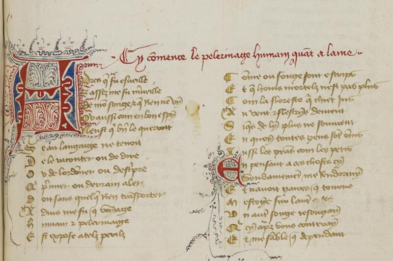 Cherbourg, Bibl. mun., ms. 0042, f. 145 - vue 2