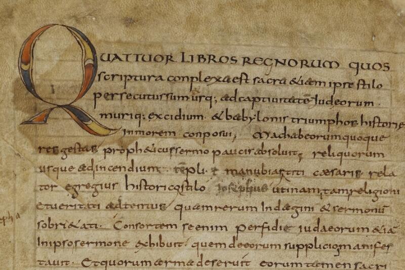 Cherbourg, Bibl. mun., ms. 0051, f. 001v - vue 2