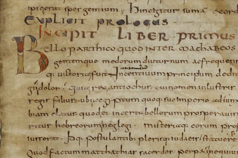 Cherbourg, Bibl. mun., ms. 0051, f. 003 - vue 2