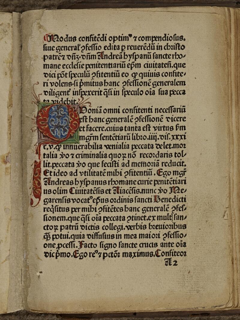 Colmar, Bibl. mun., inc. IV 8014, B f. A2