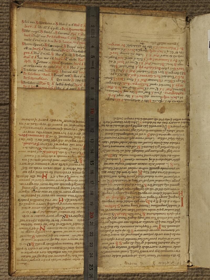 Colmar, Bibl. mun., inc. IV 8659, contre-plat sup. - vue 1