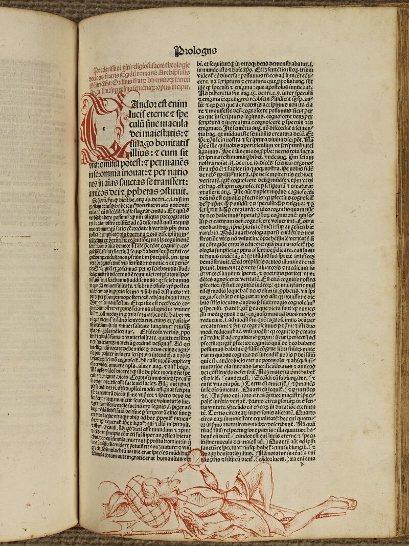Colmar, Bibl. mun., inc. IV 8898, C f. b1 - vue 1