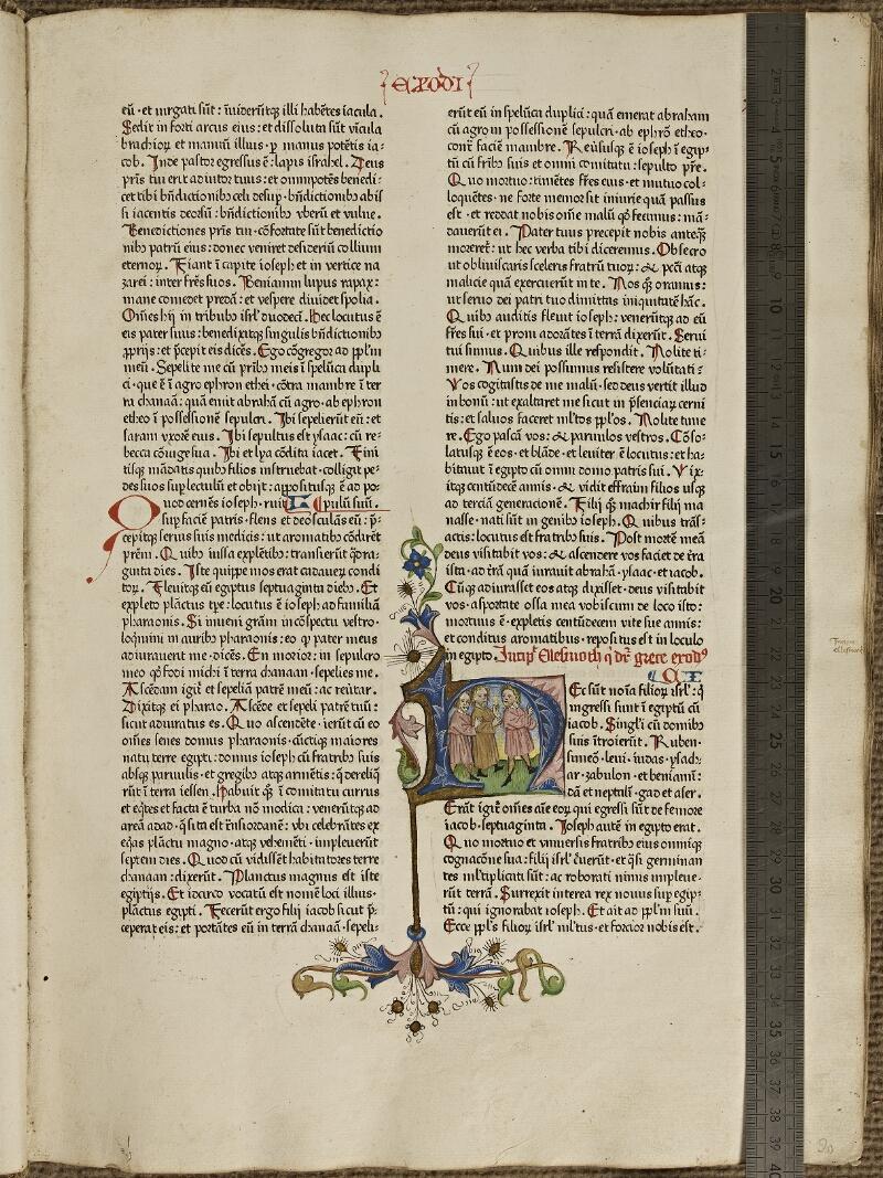 Colmar, Bibl. mun., inc. XII 2429, f. 032 - vue 1