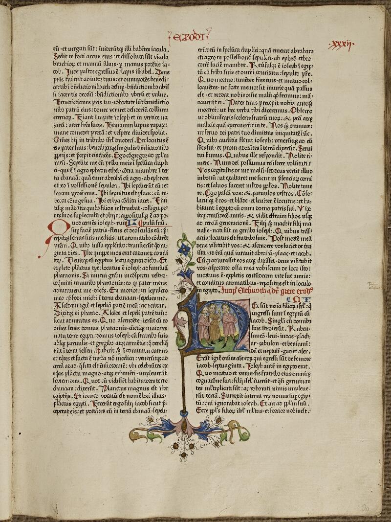 Colmar, Bibl. mun., inc. XII 2429, f. 032 - vue 2