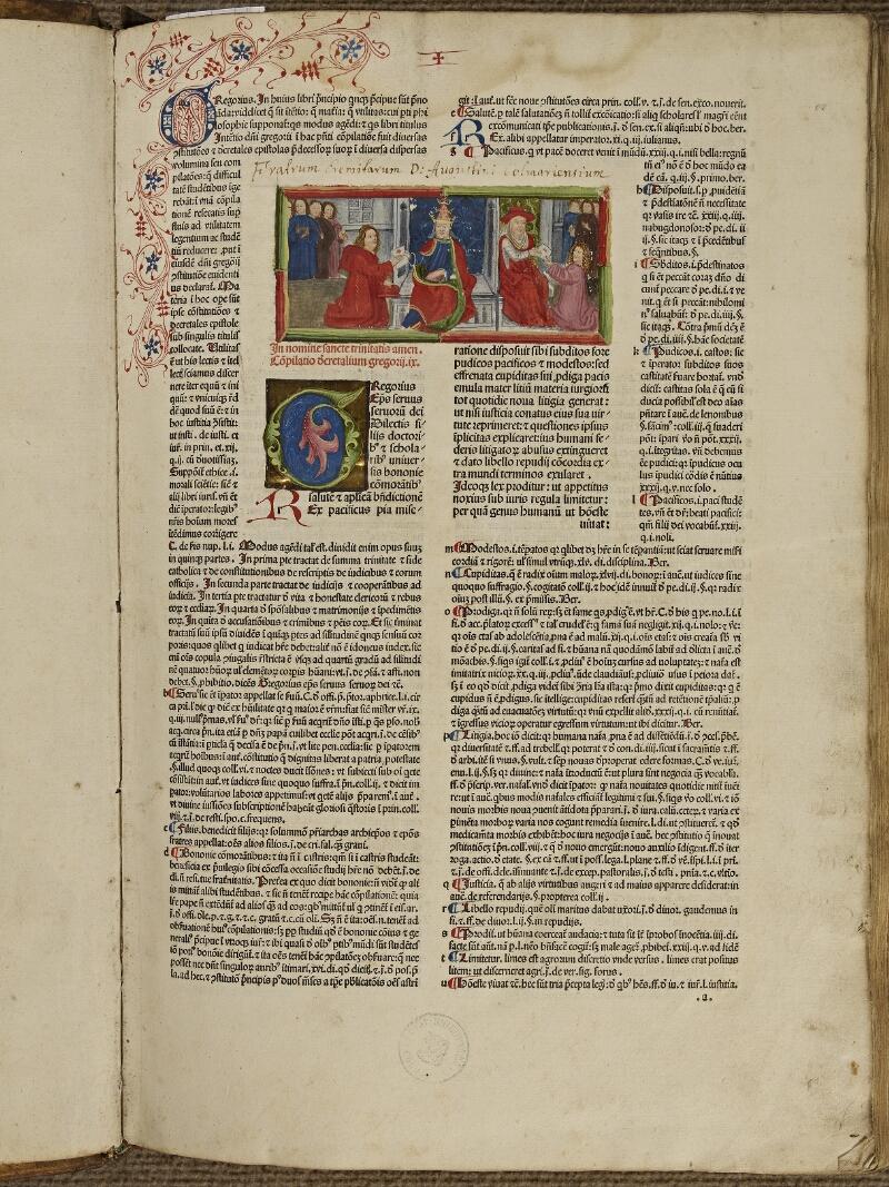 Colmar, Bibl. mun., inc. G 1210, f. a1 - vue 2