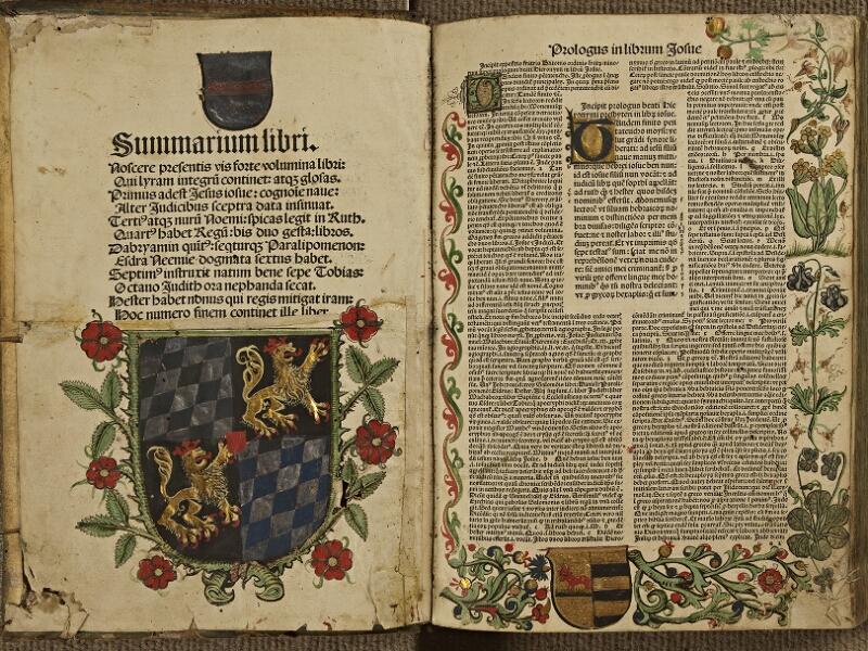 Colmar, Bibl. mun., inc. CPC 0345, t. 2, f. a1v-a2 - vue 2
