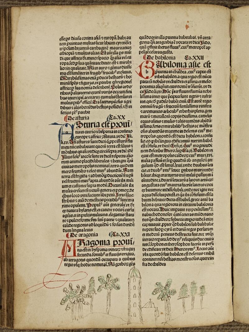Colmar, Bibl. mun., inc. CPC 1936, f. x6v - vue 1