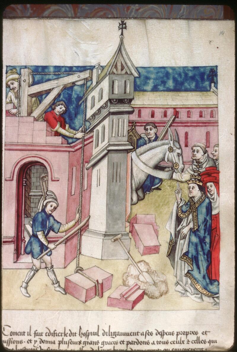 Dijon, Arch. hosp., A H 4, f. 014