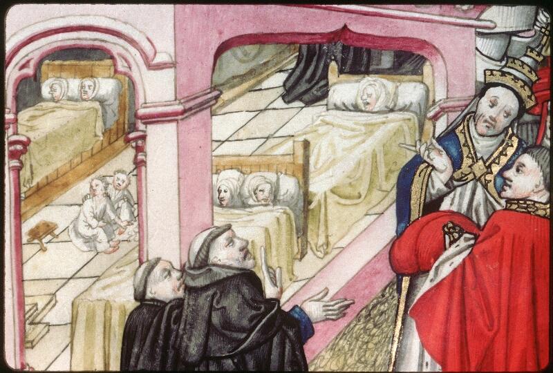 Dijon, Arch. hosp., A H 4, f. 020 - vue 2