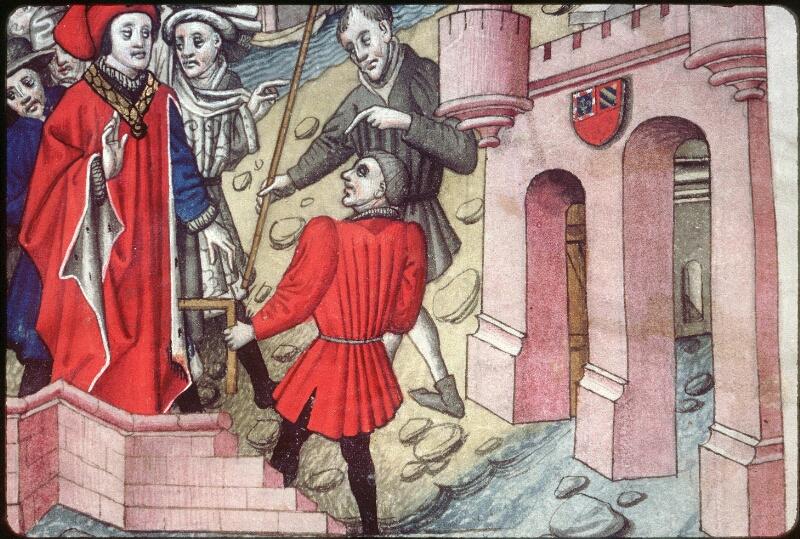 Dijon, Arch. hosp., A H 4, f. 023 - vue 1