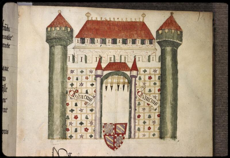 Dijon, Arch. dep., B 00993, f. 001 bis