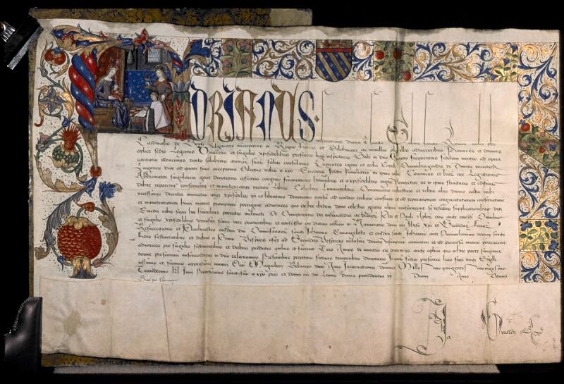 Dijon, Arch. dep., G 01126, copie 13 - vue 1