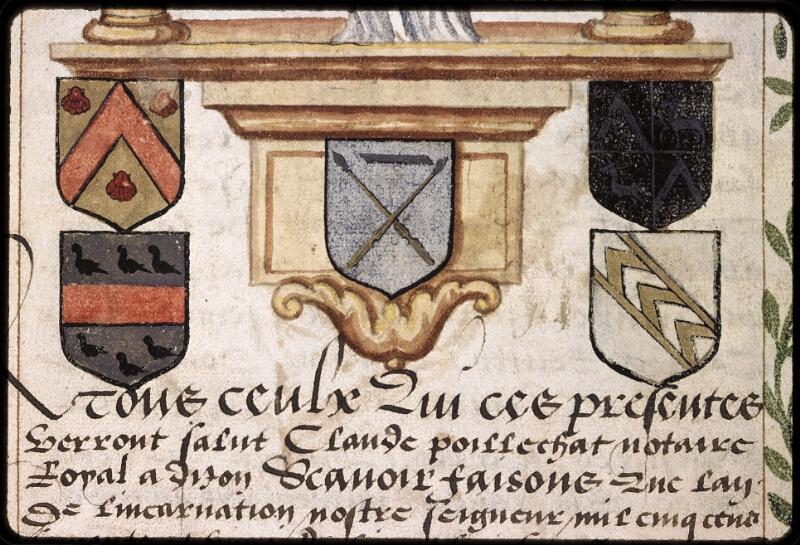 Dijon, Arch. dep., H(001) 01043, f. 004 - vue 3