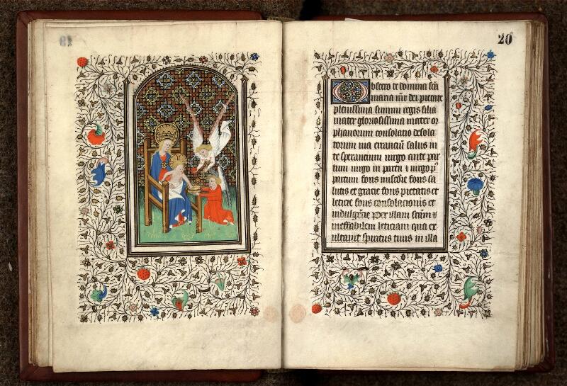 Douai, Bibliothèque municipale, ms. 0188, f. 019v-020