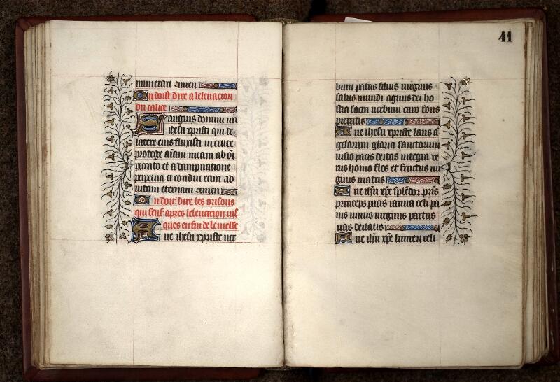 Douai, Bibliothèque municipale, ms. 0188, f. 040 bis v-041