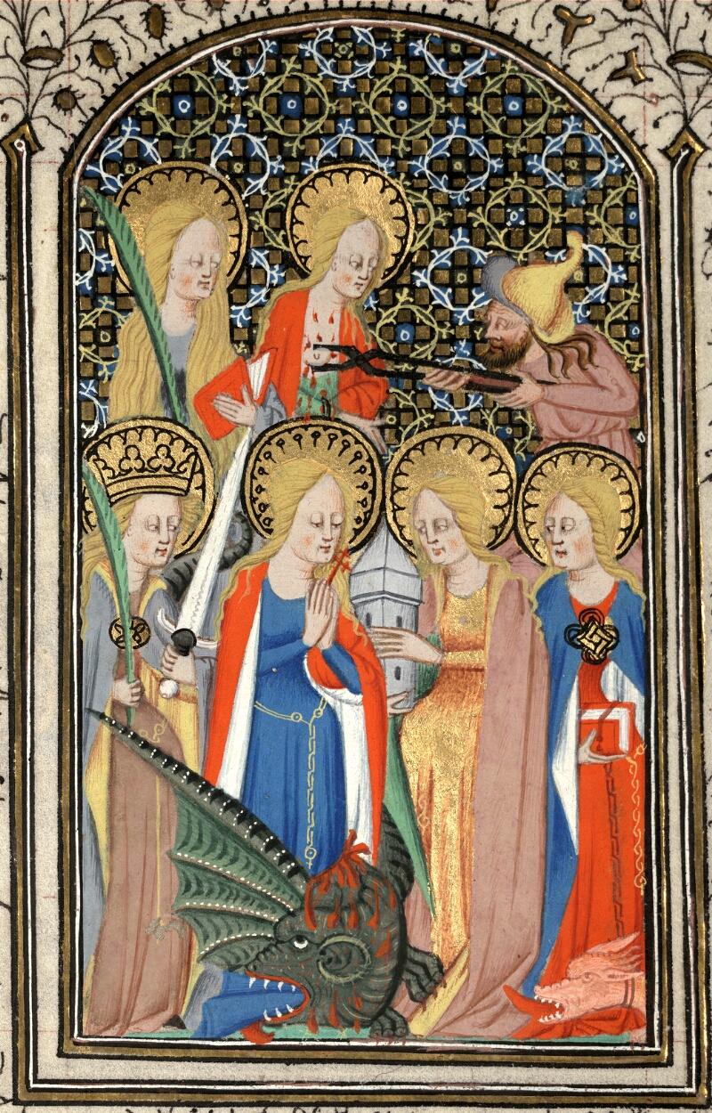 Douai, Bibliothèque municipale, ms. 0188, f. 052 - vue 2