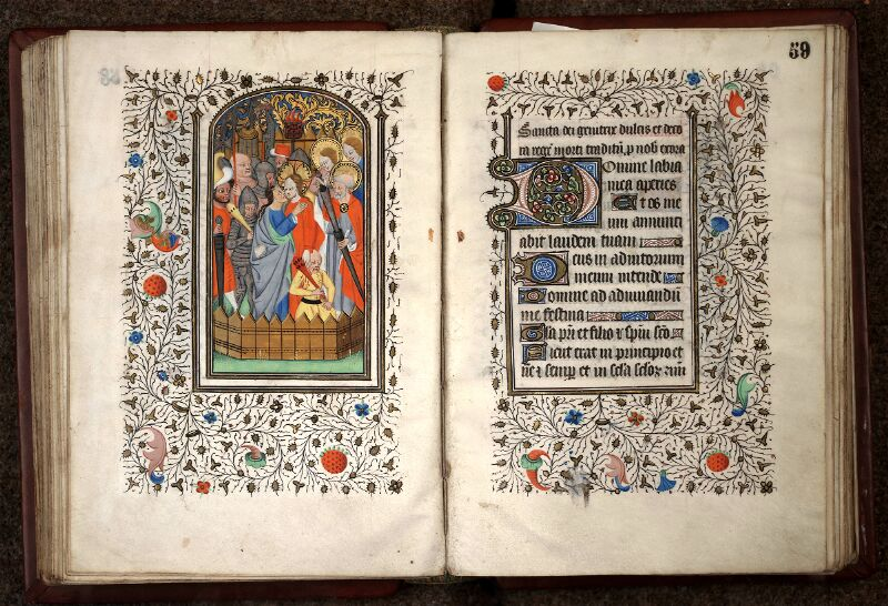 Douai, Bibliothèque municipale, ms. 0188, f. 058v-059