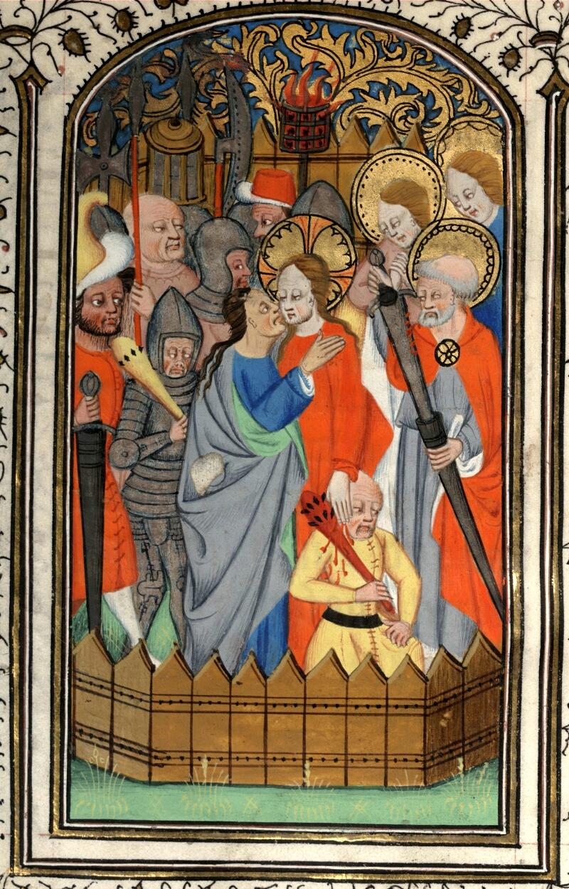 Douai, Bibliothèque municipale, ms. 0188, f. 058v - vue 1