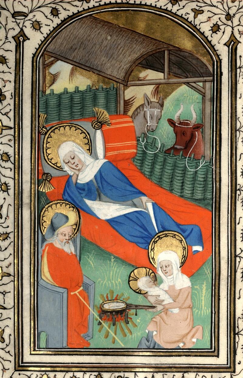 Douai, Bibliothèque municipale, ms. 0188, f. 102v - vue 1