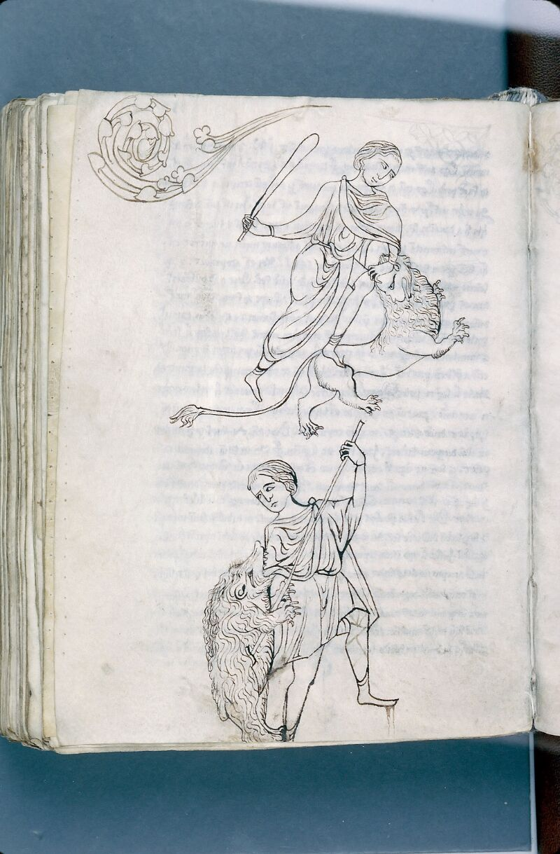 Evreux, Bibl. mun., ms. lat. 004, f. 132v - vue 1
