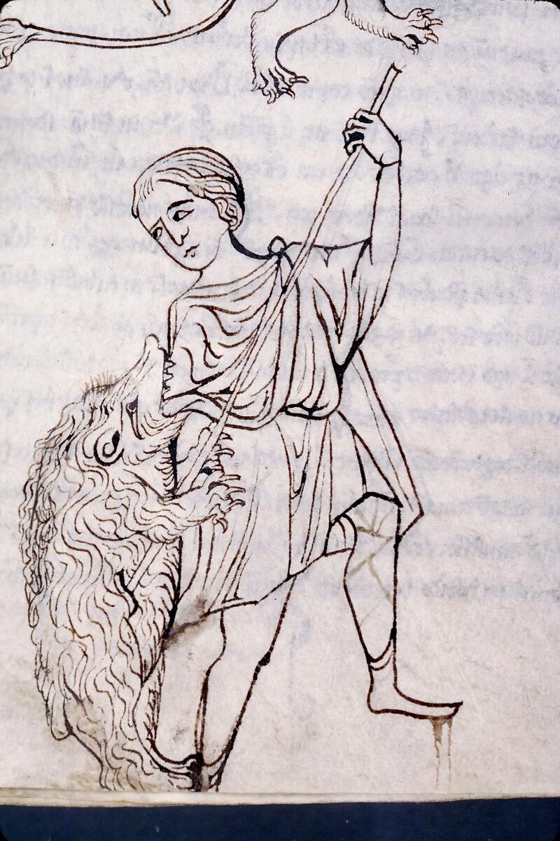 Evreux, Bibl. mun., ms. lat. 004, f. 132v - vue 3