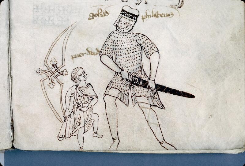 Evreux, Bibl. mun., ms. lat. 004, f. 133 - vue 3