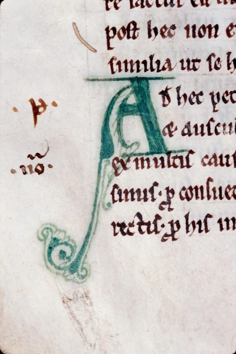Evreux, Bibl. mun., ms. lat. 040, f. 005v
