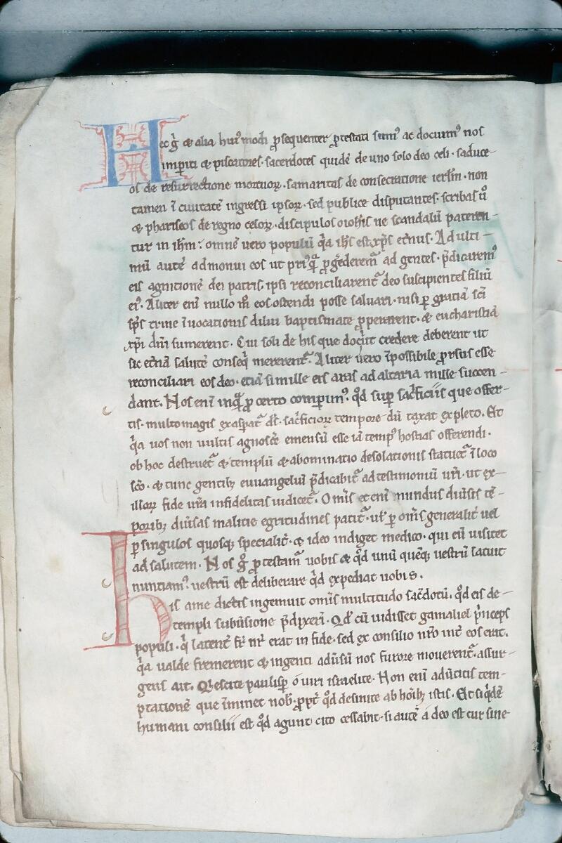 Evreux, Bibl. mun., ms. lat. 040, f. 017v