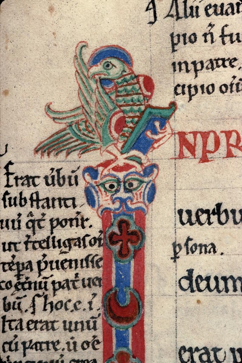 Evreux, Bibl. mun., ms. lat. 059, f. 005 - vue 4