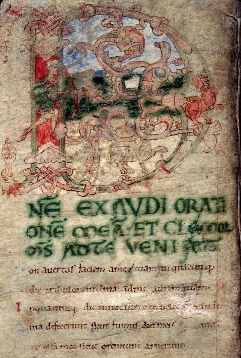 Evreux, Bibl. mun., ms. lat. 070, f. 067v - vue 2