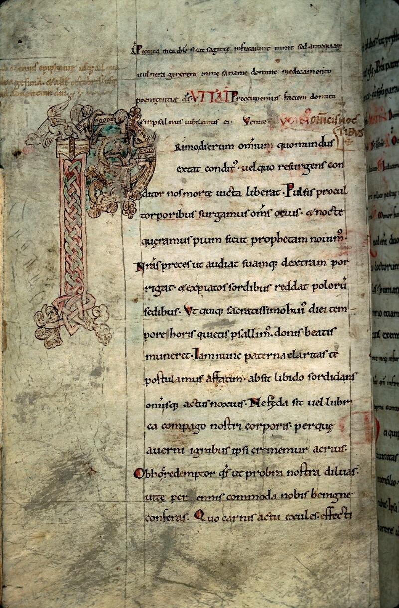 Evreux, Bibl. mun., ms. lat. 070, f. 118v