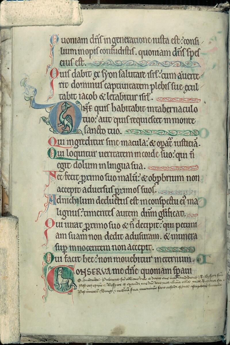 Evreux, Bibl. mun., ms. lat. 081, f. 013v
