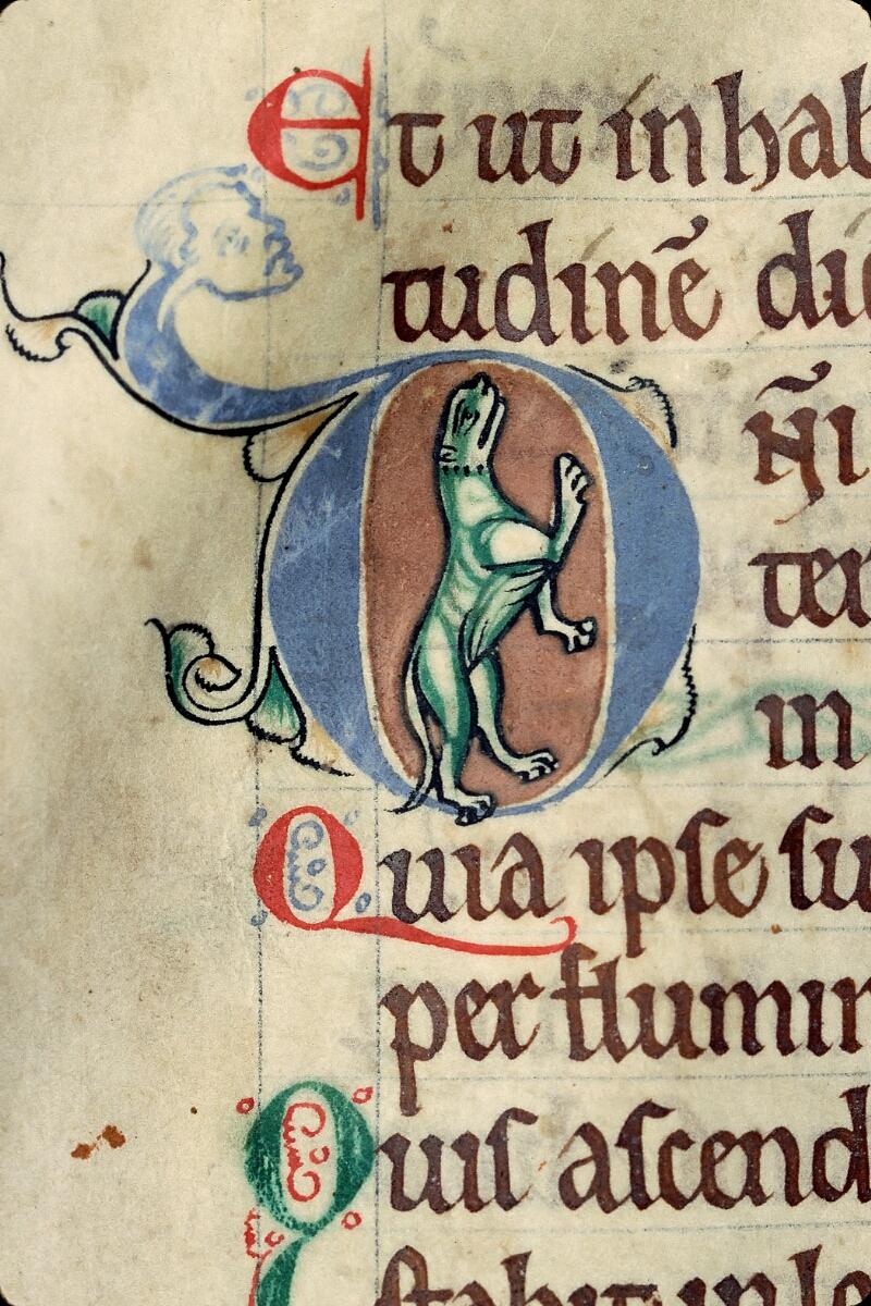 Evreux, Bibl. mun., ms. lat. 081, f. 022v