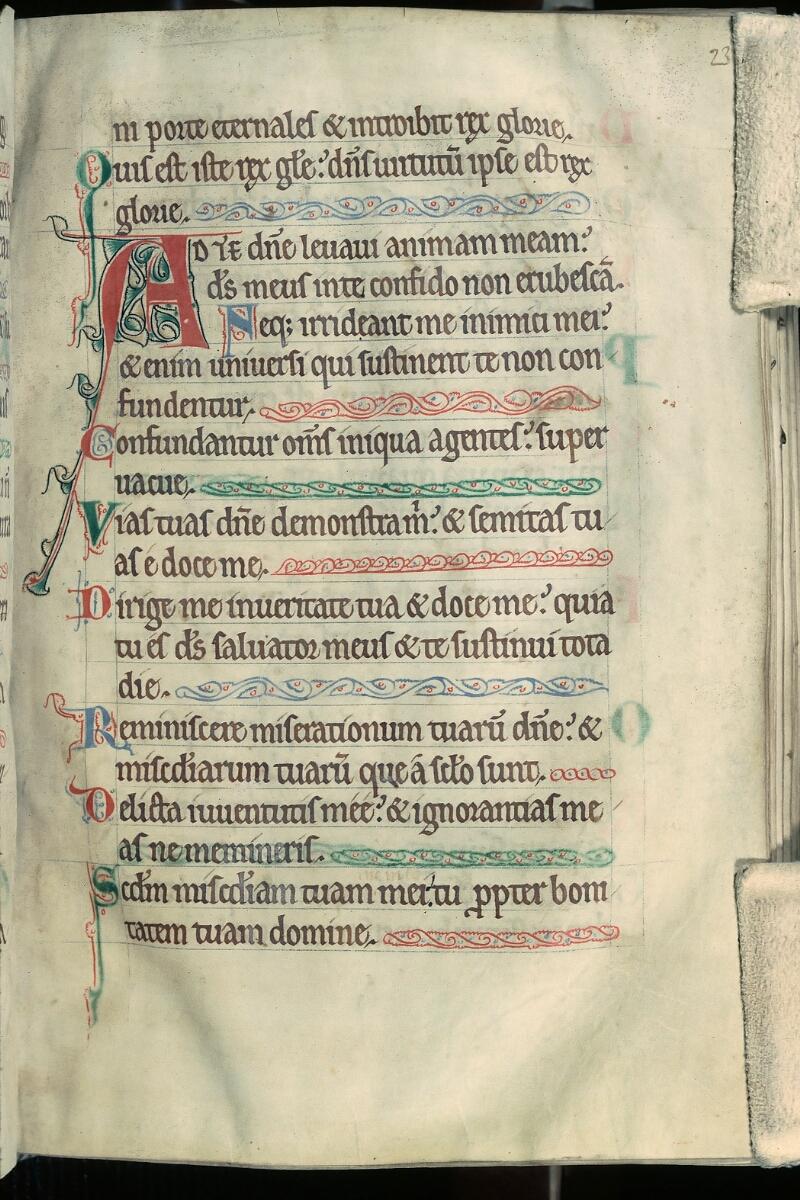Evreux, Bibl. mun., ms. lat. 081, f. 023
