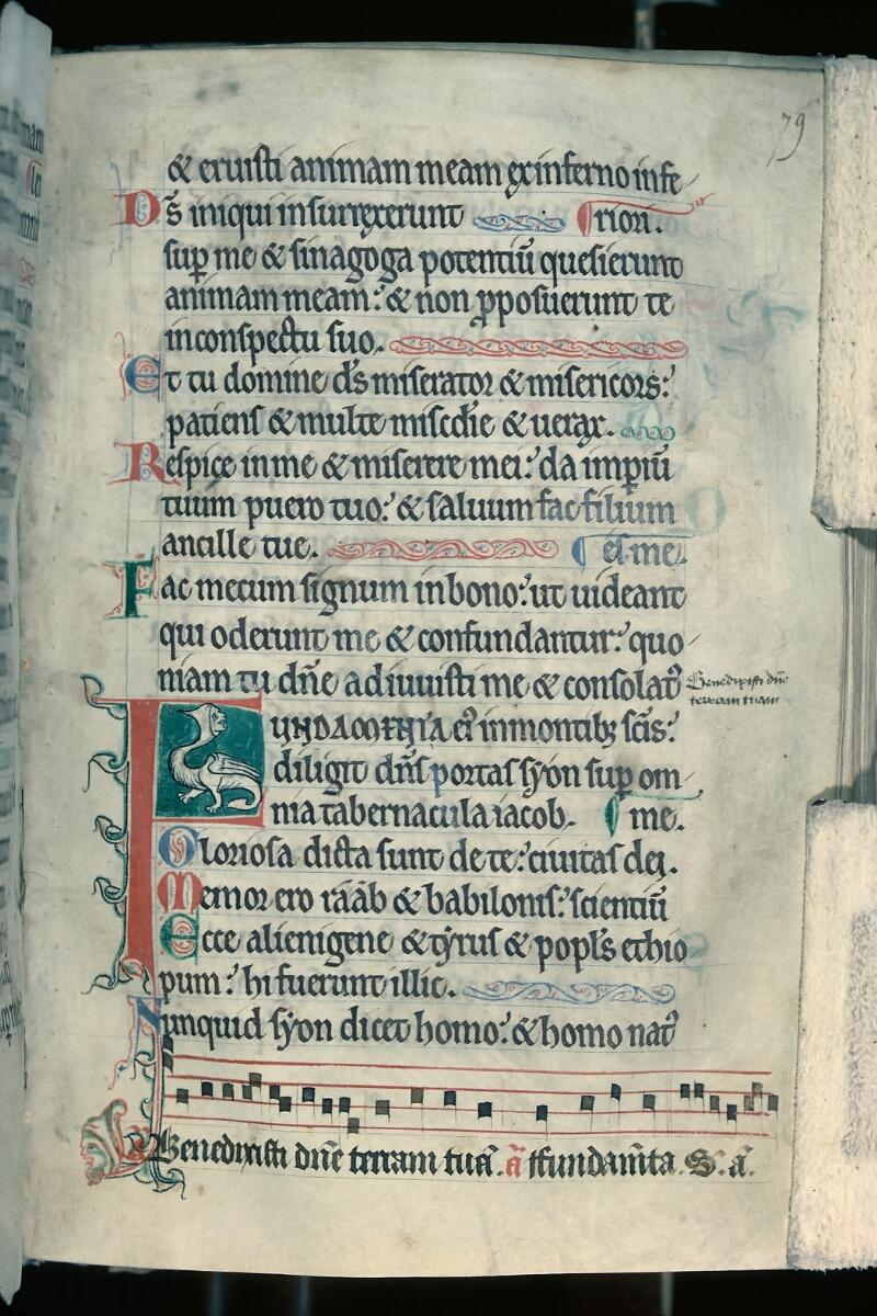 Evreux, Bibl. mun., ms. lat. 081, f. 079