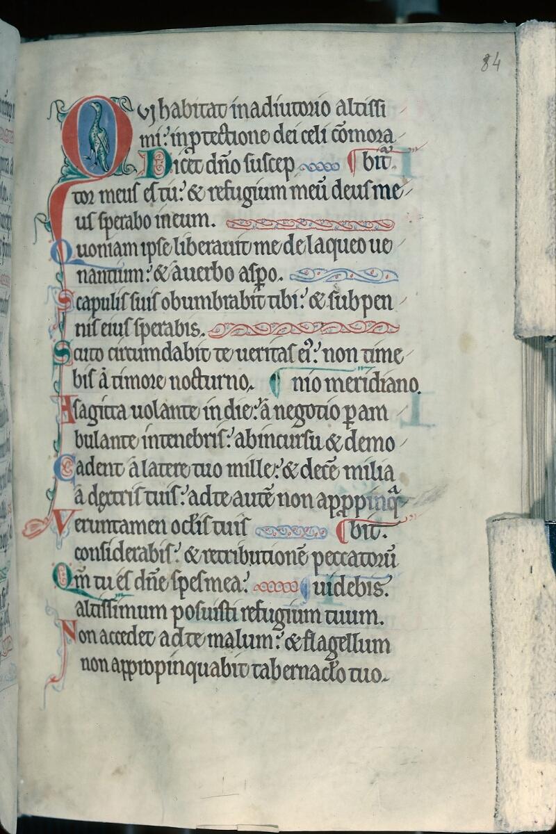 Evreux, Bibl. mun., ms. lat. 081, f. 084
