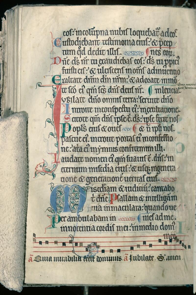 Evreux, Bibl. mun., ms. lat. 081, f. 088v