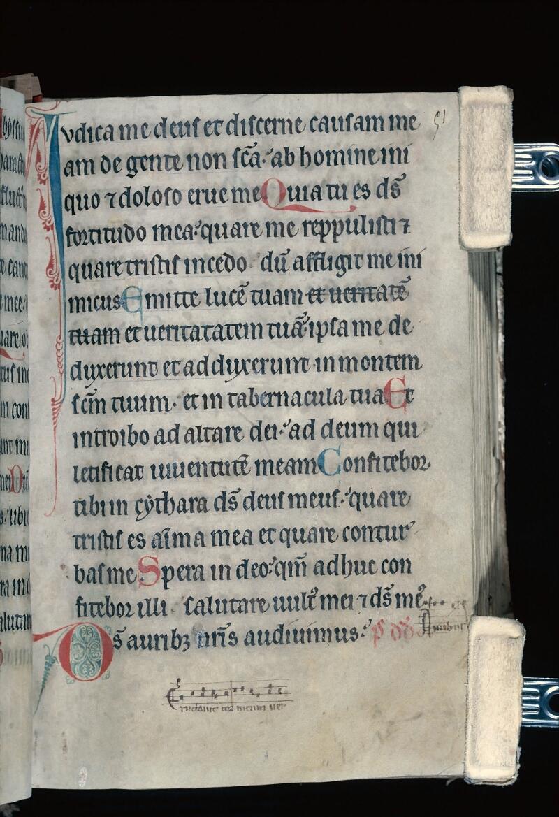Evreux, Bibl. mun., ms. lat. 087, f. 051